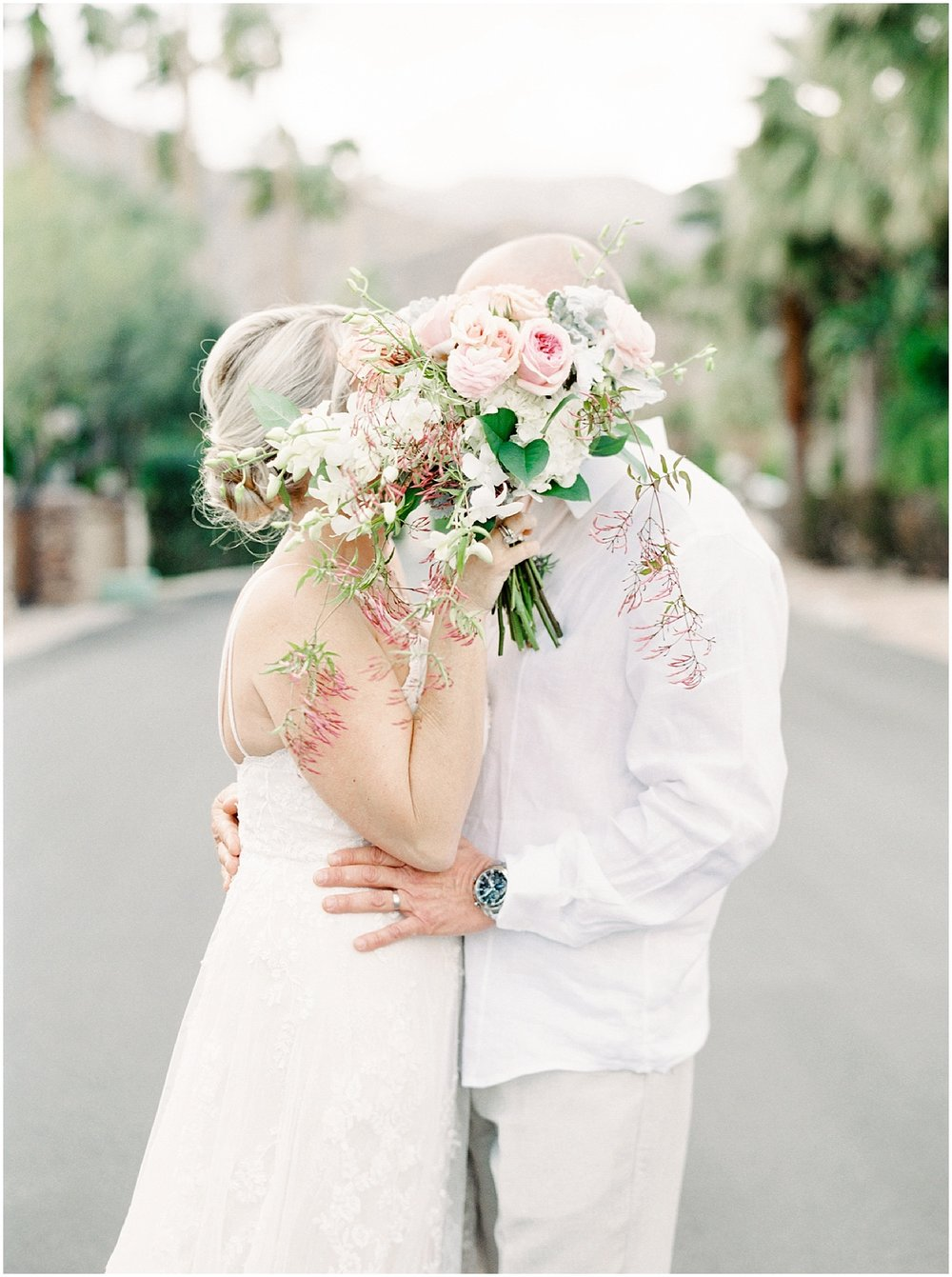 monika & jakub    Intimate Wedding // Palm Springs, California     Open Gallery