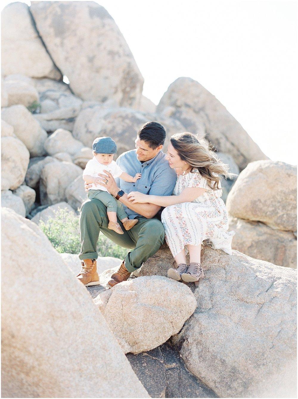 moran family    Family // Joshua Tree, California    OPEN GALLERY