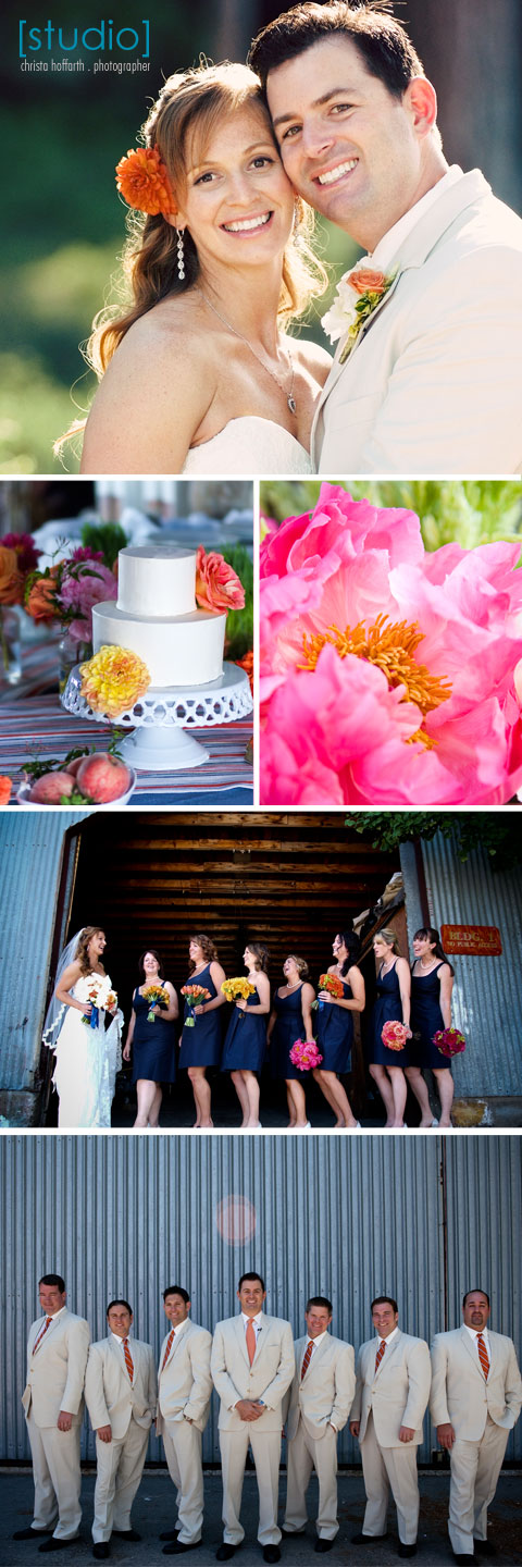 Lake Tahoe wedding planner, One Fine Day Events and Christa Hoffarth Photography