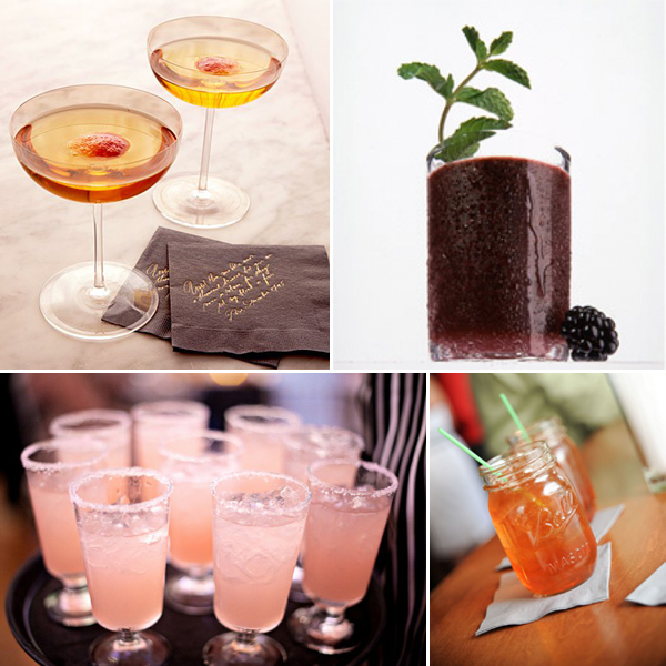 Signature Cocktail Inspiration with One Fine Day Events