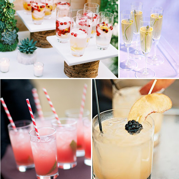 Signature Cocktails with One Fine Day Events