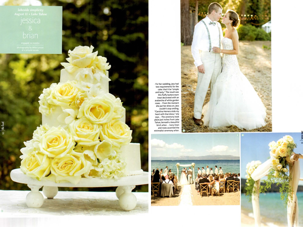 The Knot Northern California featuring One Fine Day Events