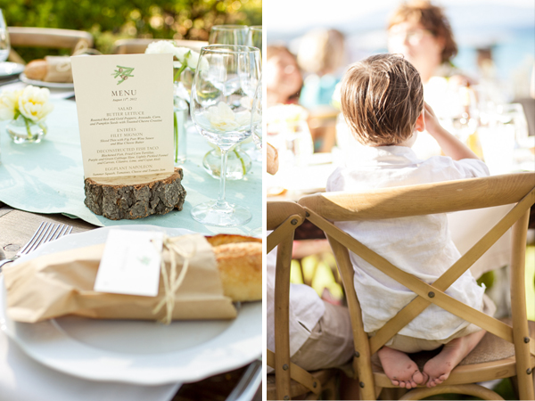 Lake Tahoe Wedding in Rubicon Bay with One Fine Day Events & Mike Larson Photography