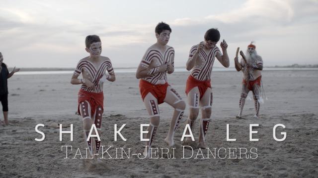 Shake A Leg dance