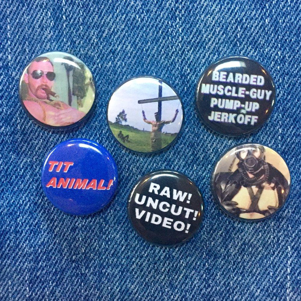 Raw! Uncut! Video! Pins
