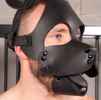 Neoprene Pup Muzzle from Mr. S Leather