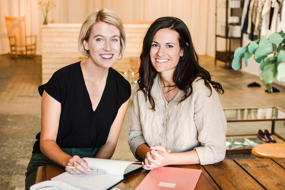 We have firsthand experience - with both being female co-founders, and also leading a stellar all-woman team. Each of our team members contribute their unique gifts to planning and executing our market. We love having the opportunity to grow together, share our ups and downs, and ultimately support one another through this rewarding and challenging entrepreneurial path.- Claire and Kristin, Founders of CULTIVATE Tucson