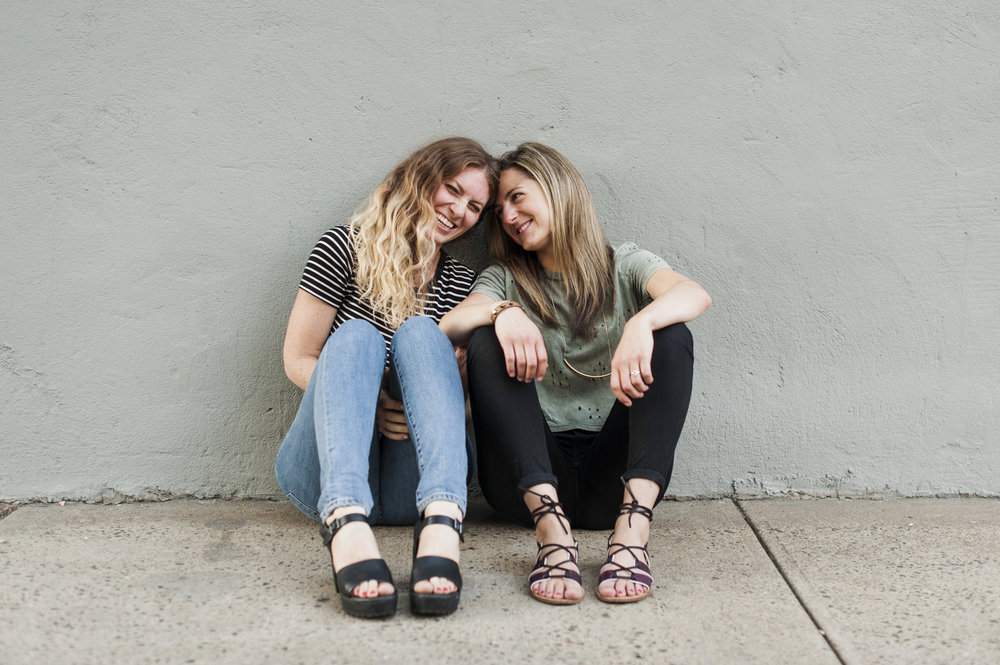 We all do better when we support one another. - Providing support for other women in turn only makes you stronger.- Kerry and Abby, Owners of Calhoun & Co.