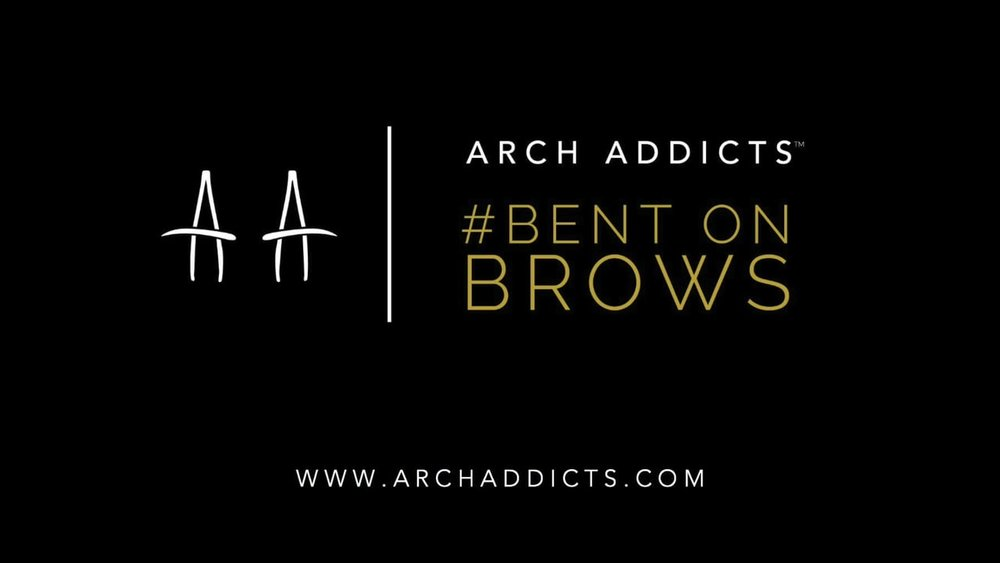 ARCH ADDICTS APPROVED BROW ARTIST