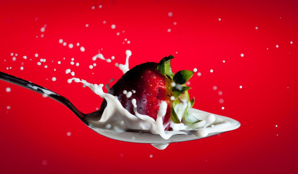 Strawberry splash in a spoon.jpg