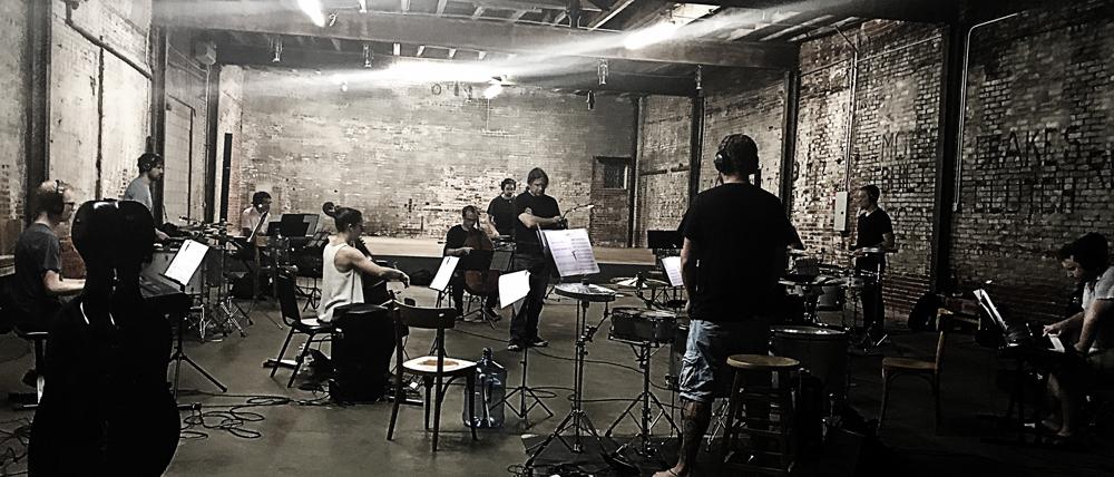 Rehearsal (August 2017)