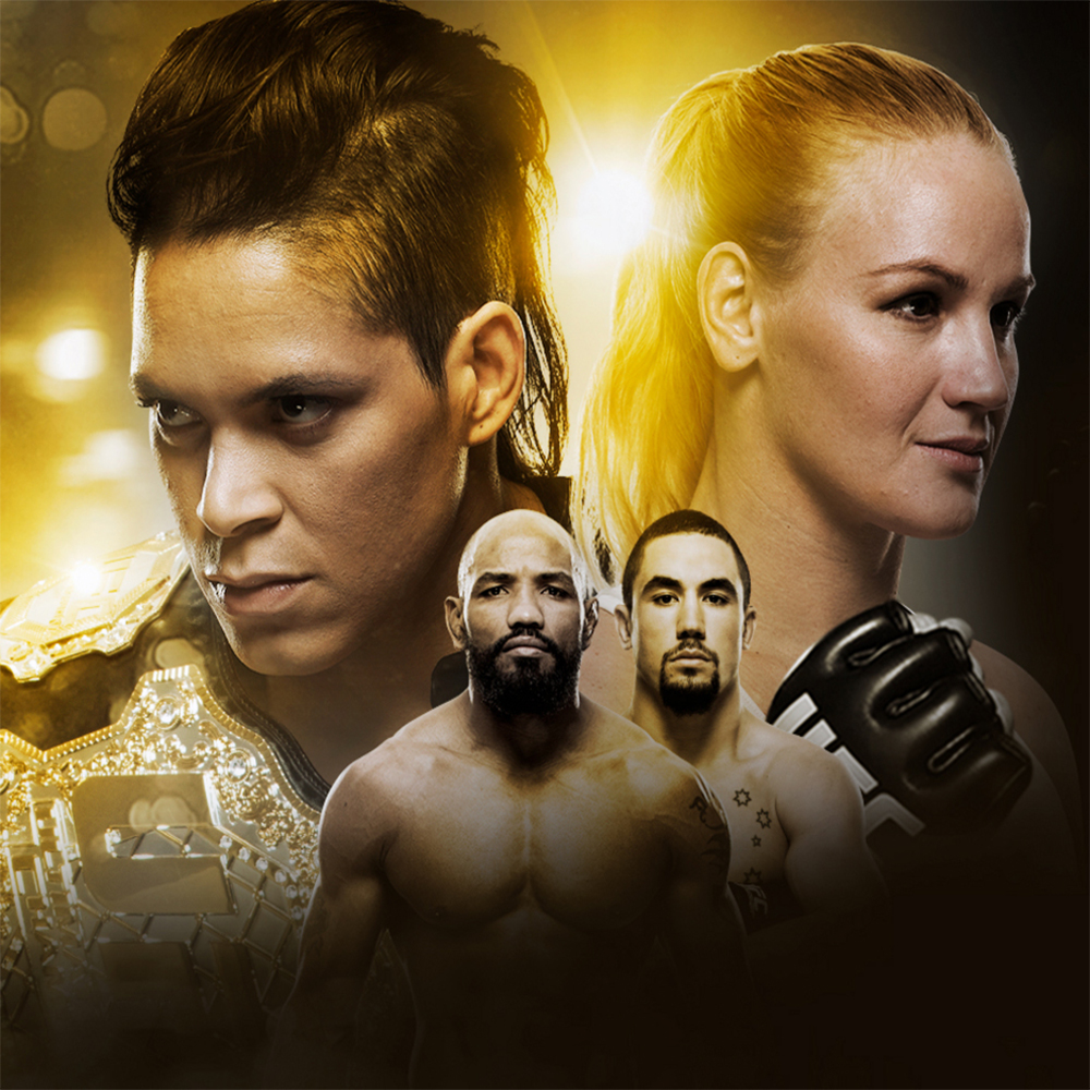 UFC 213 NUNES VS SHEVCHENKO - SAT, JUL 8, 2017 10:00PM ET
