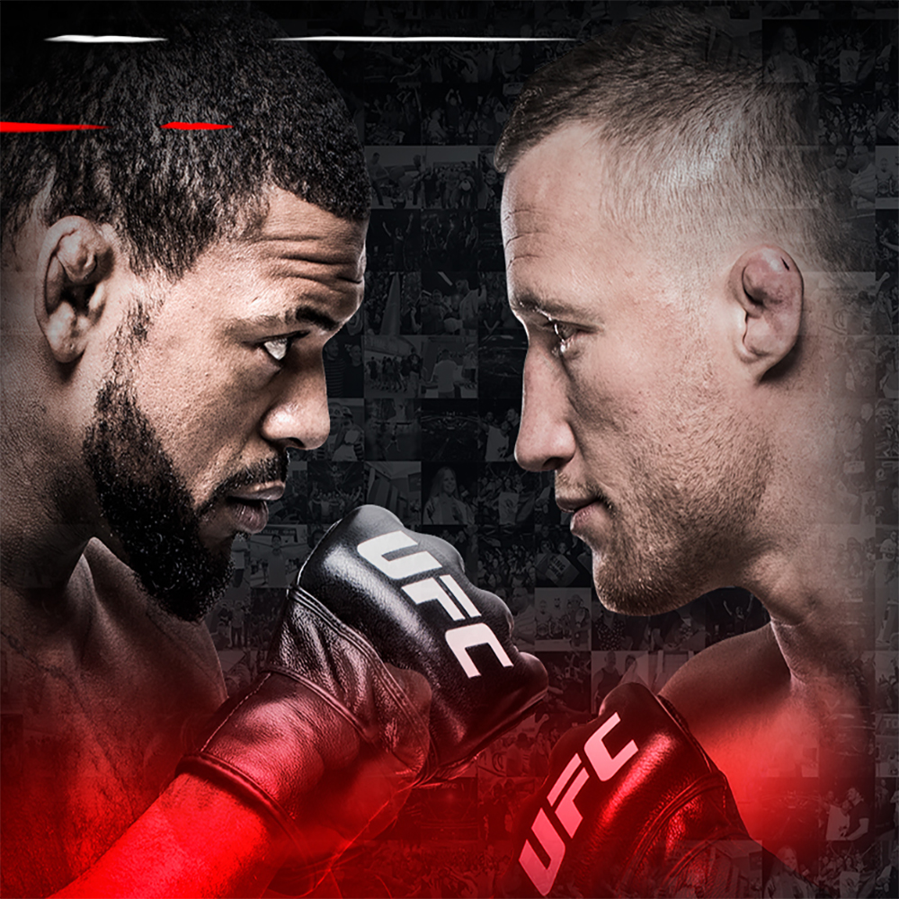 TUF REDEMPTION JOHNSON VS GAETHJE - SAT, JUL 8, 2017 10:00PM ET