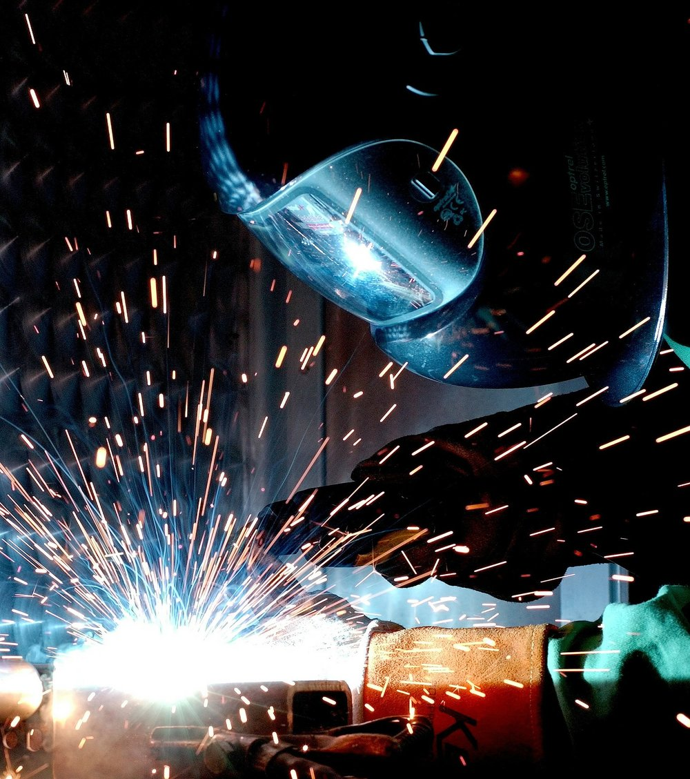 Malka Metalworks - Giving manufacture a whole new meaning. Read More >