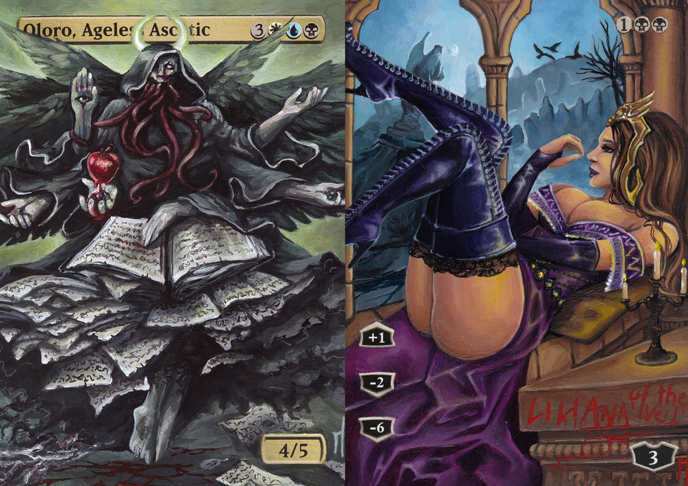 MTG Alters - Full Art -