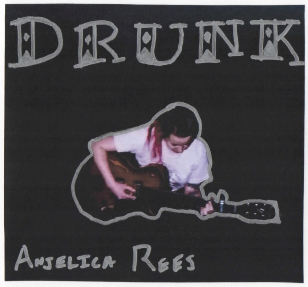 Drunk (Single) - Anjelica Rees - Drums