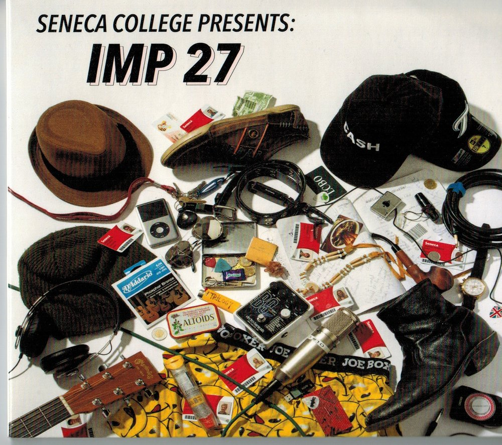 Seneca College Presents: IMP 27 (LP) - Various Artists - Drums on track 16 for King Queso