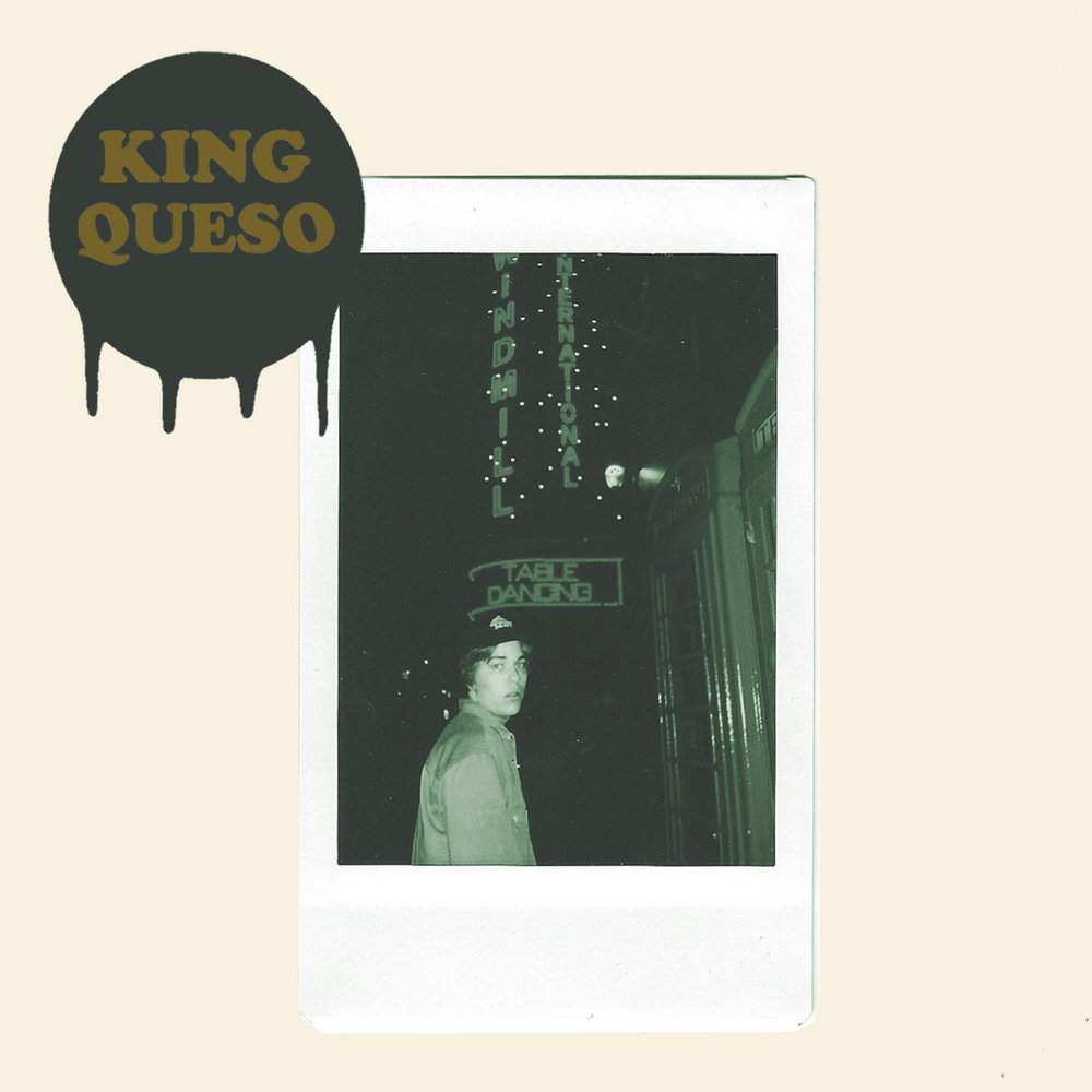 King Queso (LP) - King Queso - Drums on track 7