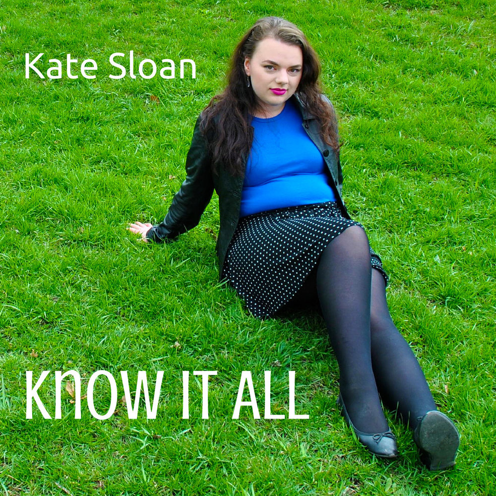 Know It All (LP) - Kate Sloan - Percussion on tracks 8 and 9