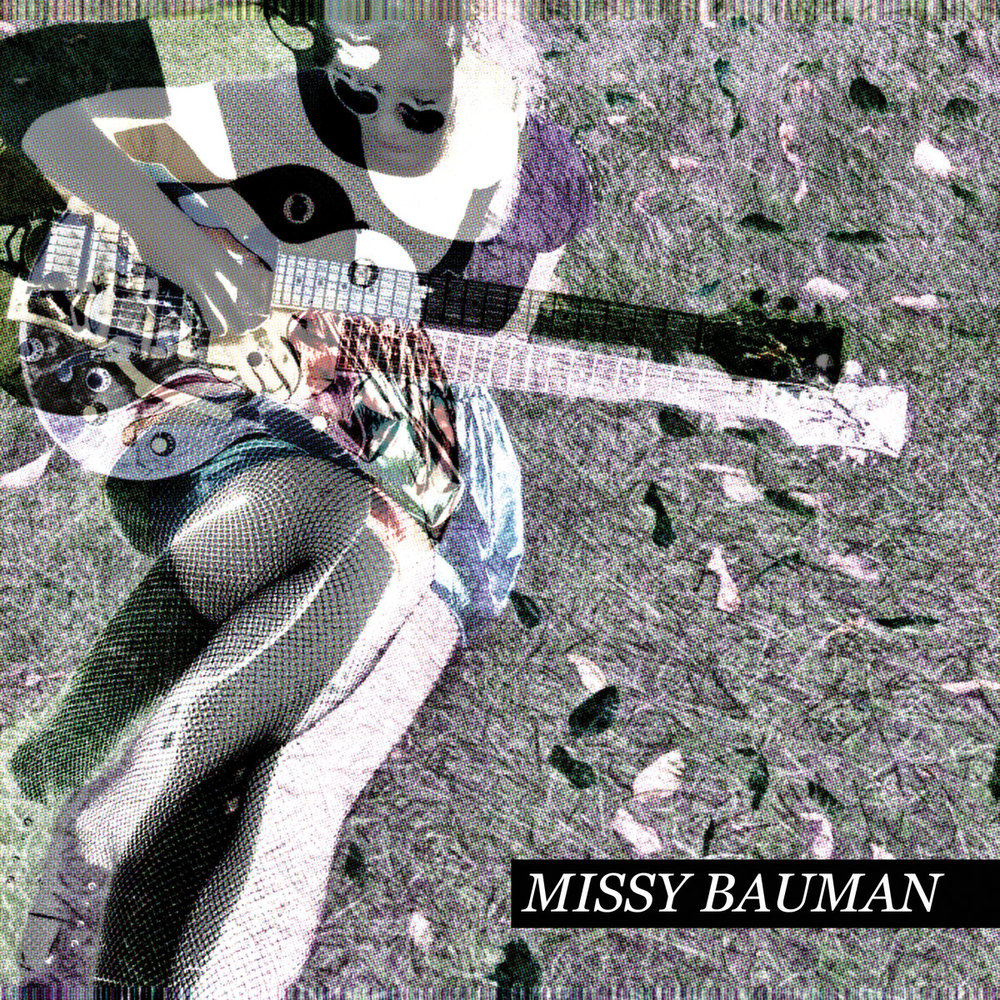 Don't Fear the Dark (LP) - Missy Bauman - Drums on tracks 3, 4 and 5