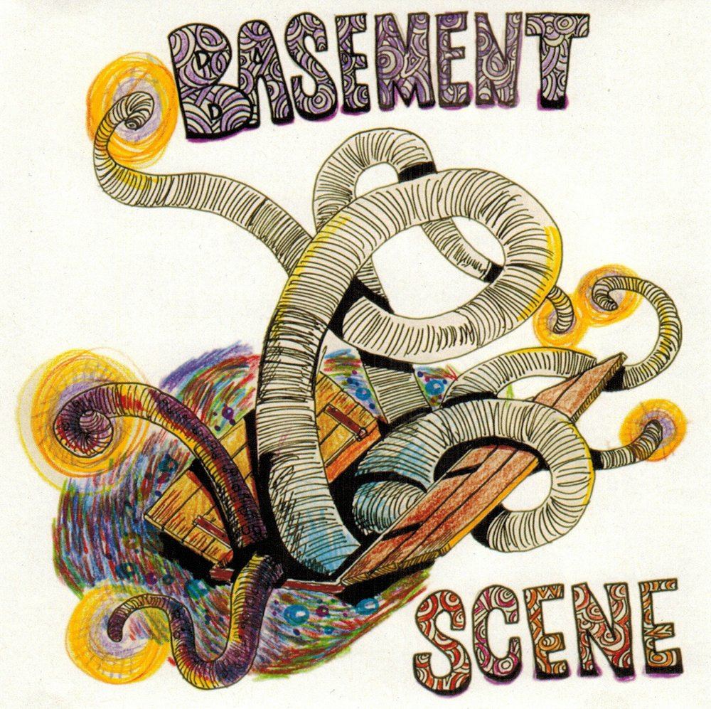 Basement Scene (EP) - Basement Scene - Contributing Songwriter, Drums