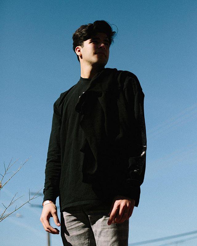 in between shadows