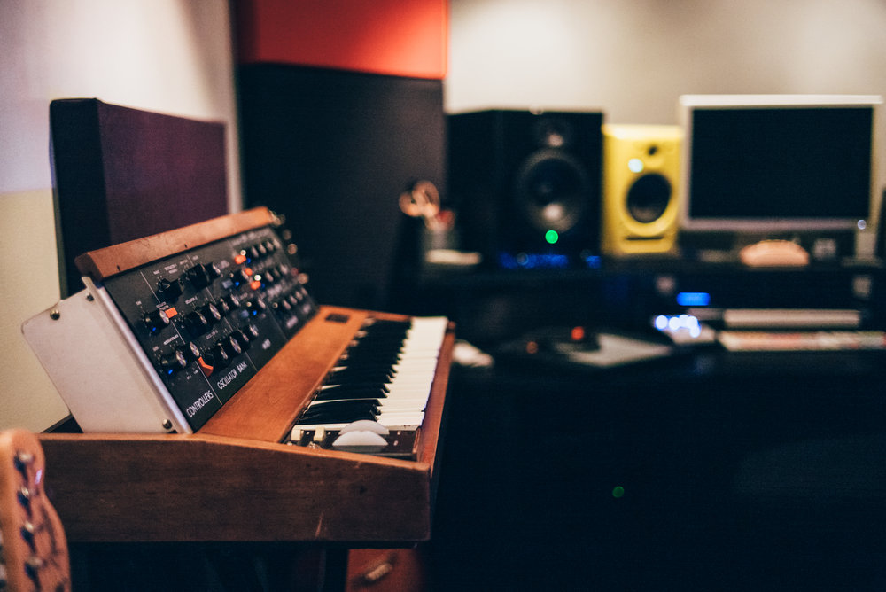 Studio B Moog.jpg