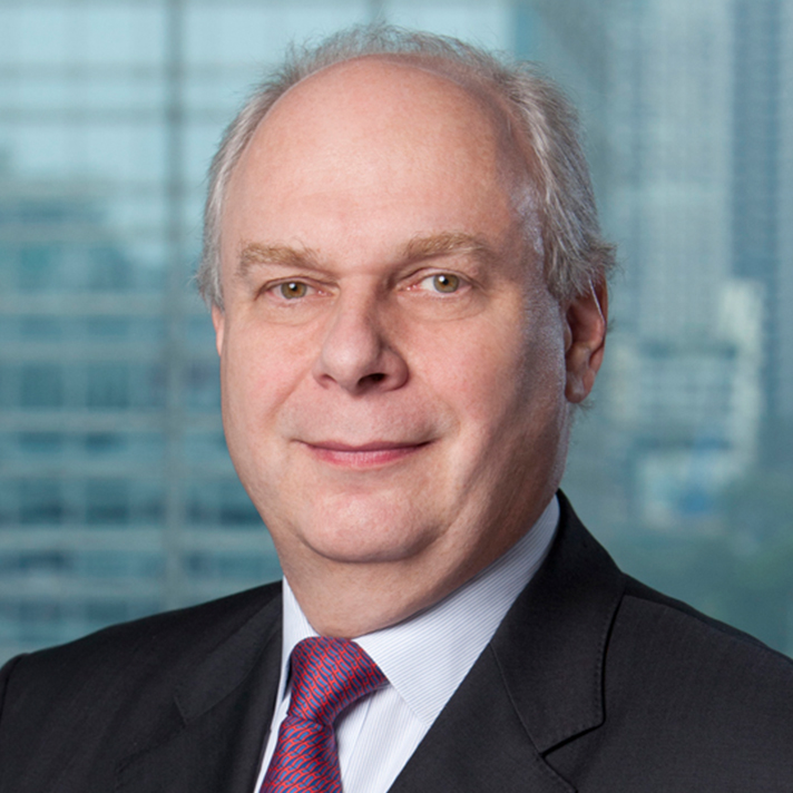 Horst Geicke, Chairman, European Chamber of Commerce