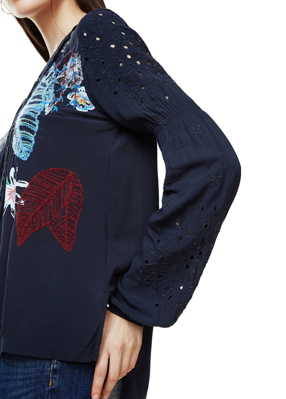 Desigual Sotetkek Polo Giles available in our Broadbeach Store Style #17WWWBW56