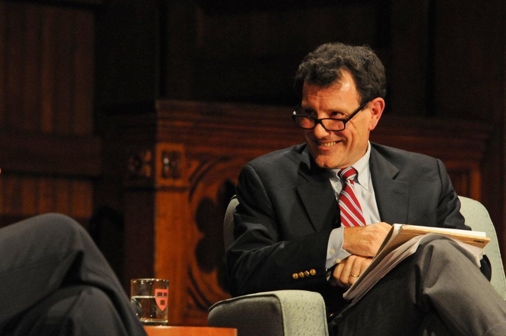Nicholas Kristoff