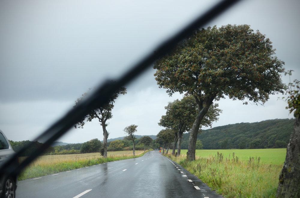 September slant