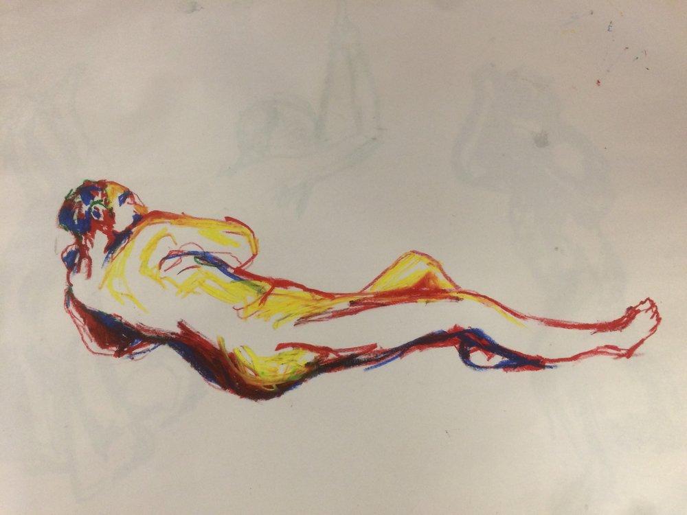 Rainbow Nudes
