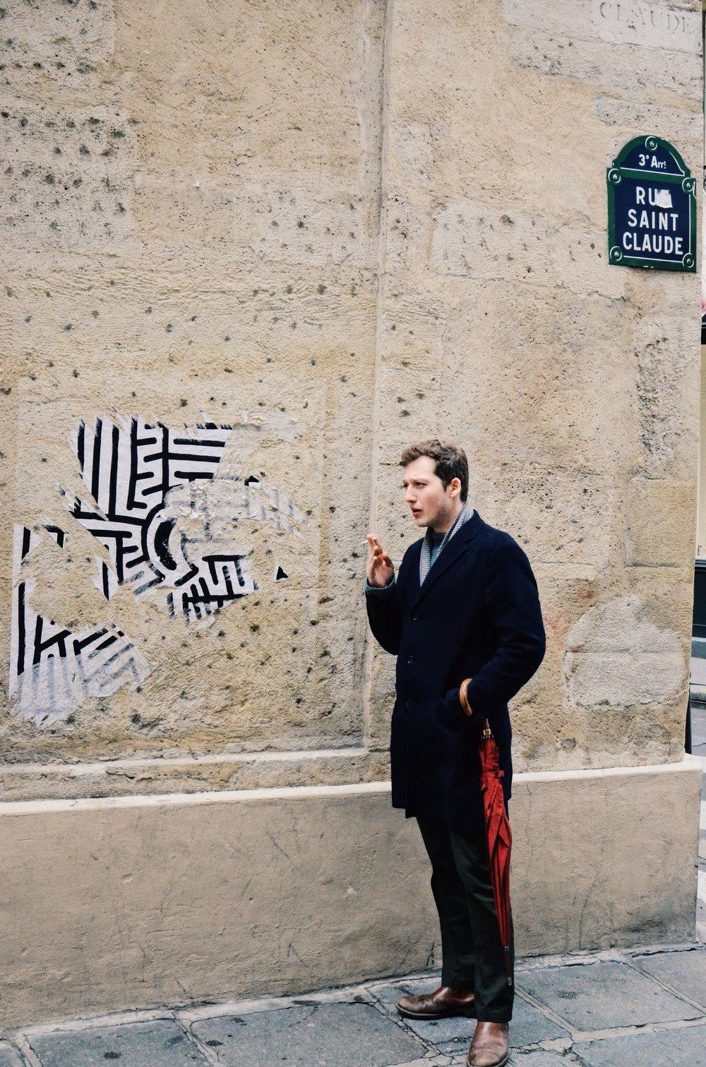 Charles in Paris