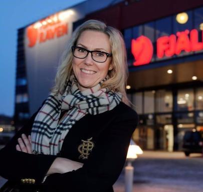 Charlotte Gustavsson,CEO, Karlskrona Hockey Klubb, fd VD Modo