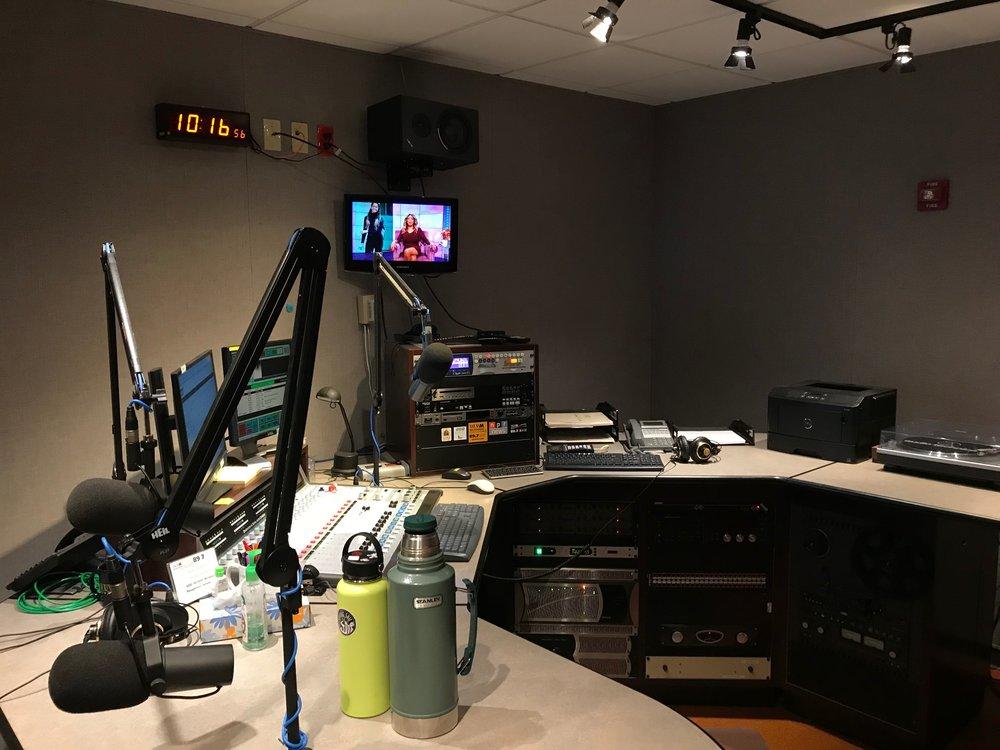 Main Brodacst Studio