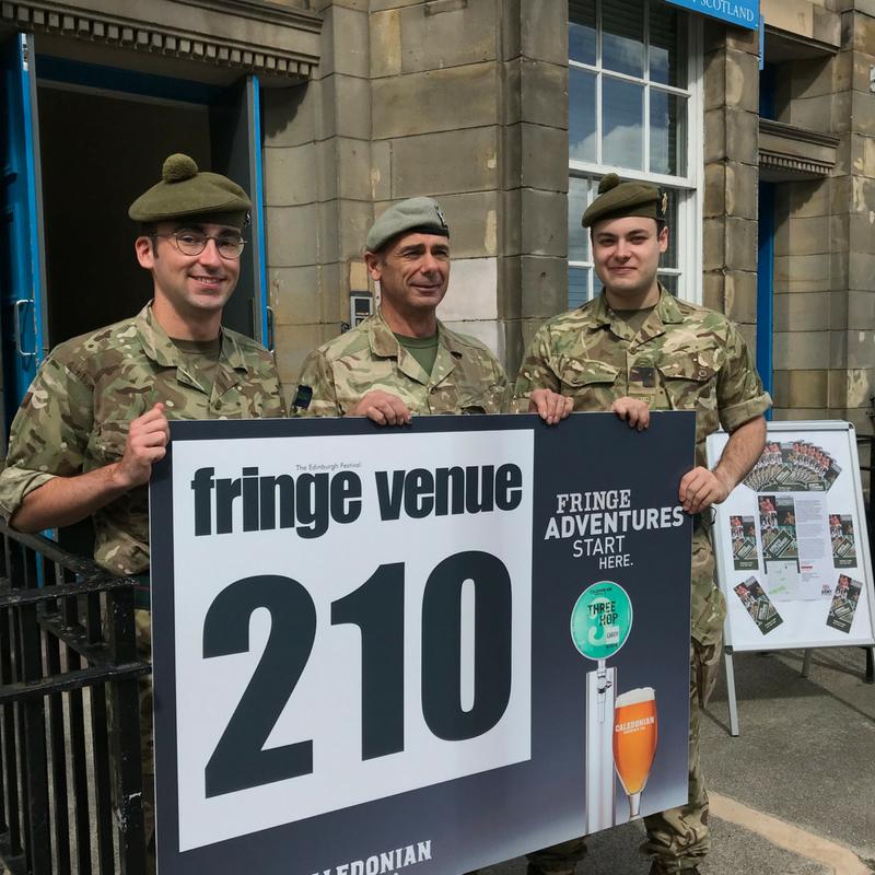 Army @ The Fringe  -