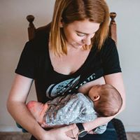 CLAIRE HOME BIRTH, INDUCED LACTATION