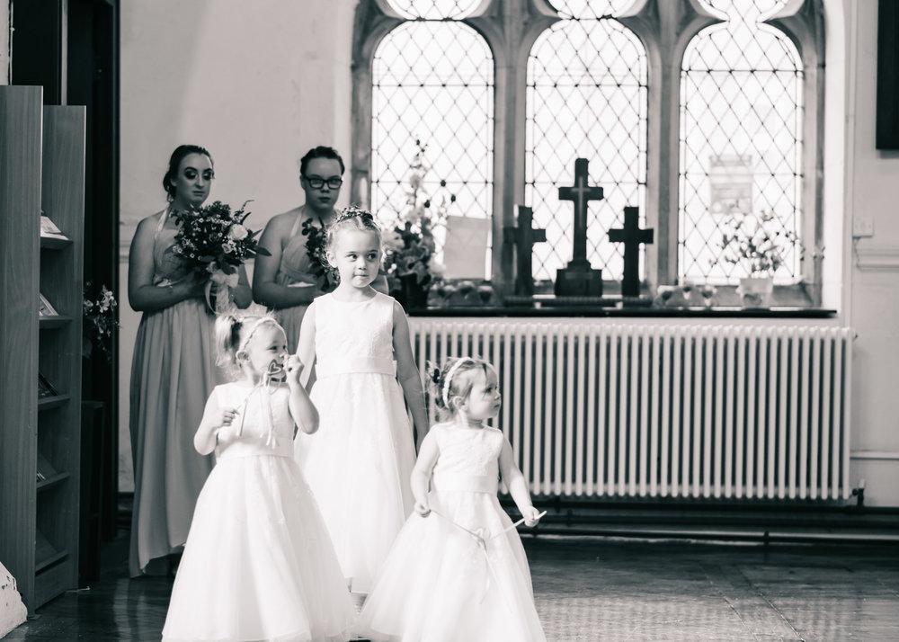Wild flower & woodland theme wedding in manchester12