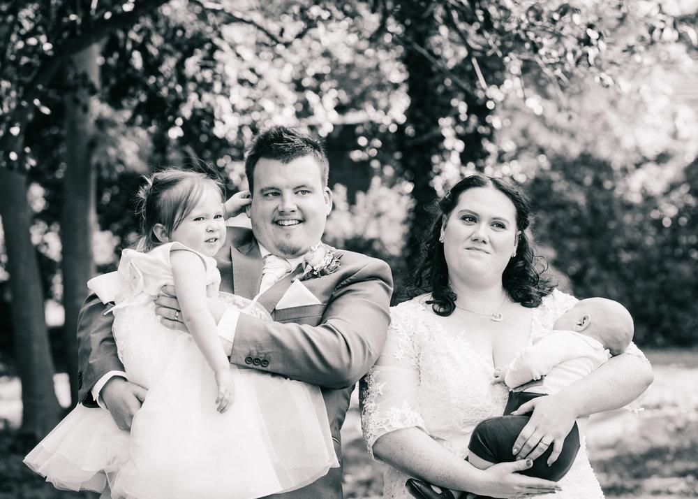 Wild flower & woodland theme wedding in manchester22