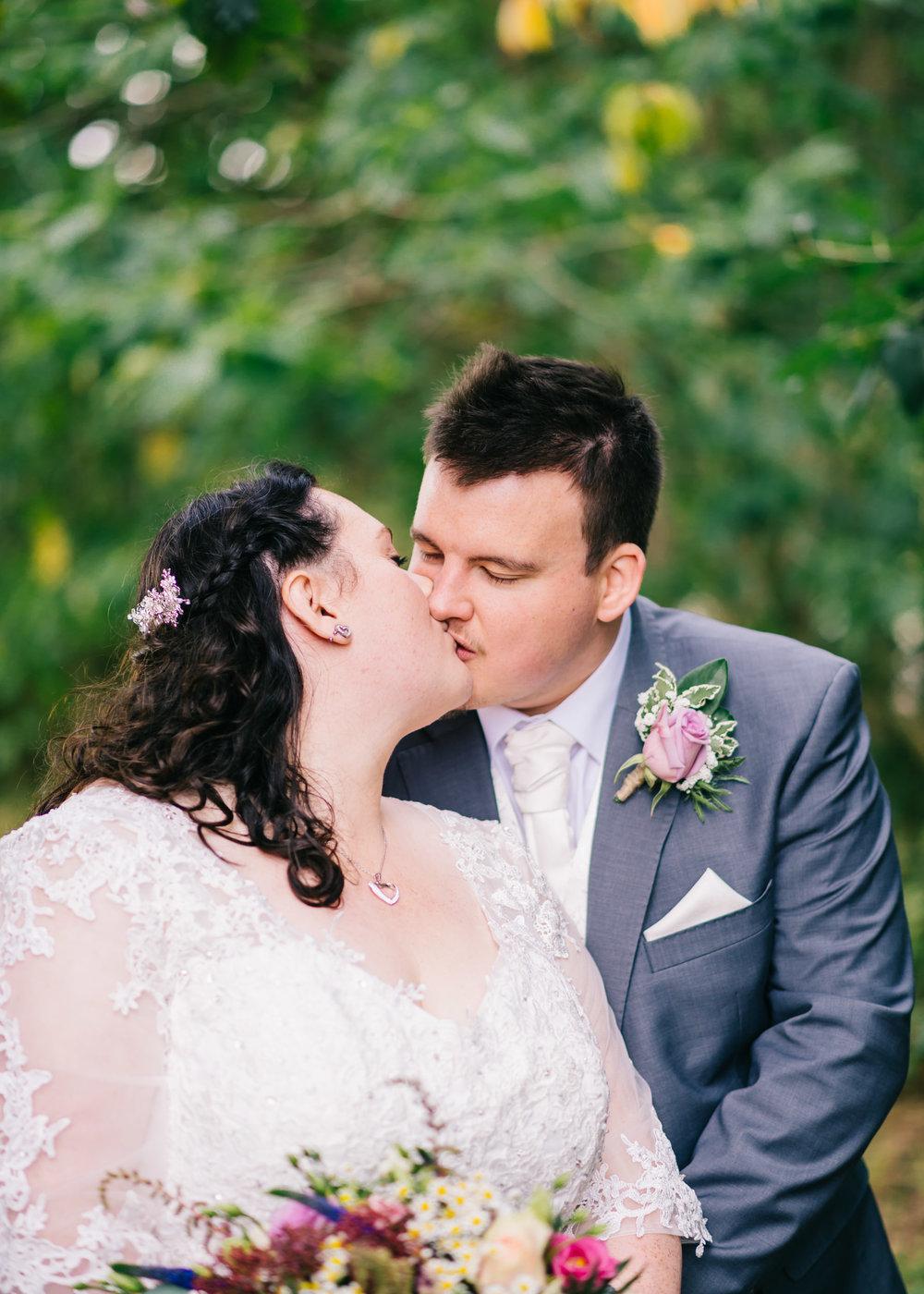 Wild flower & woodland theme wedding in manchester26