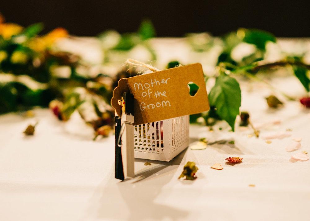 Wild flower & woodland theme wedding in manchester35
