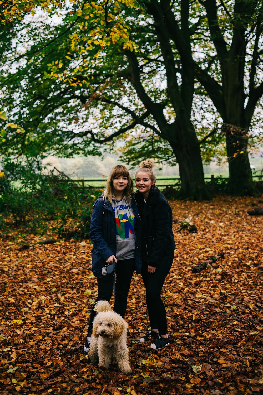 autumn mini session, Lancashire Towneley Park5