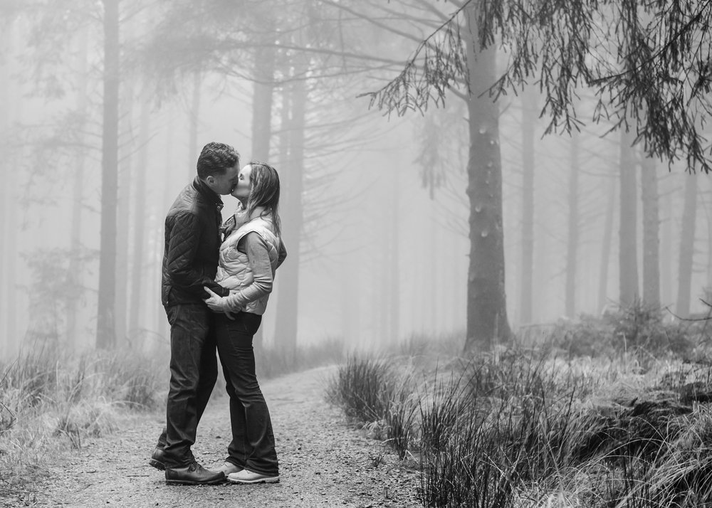 Engagement Shoot, Beacon Fells Lancashire23