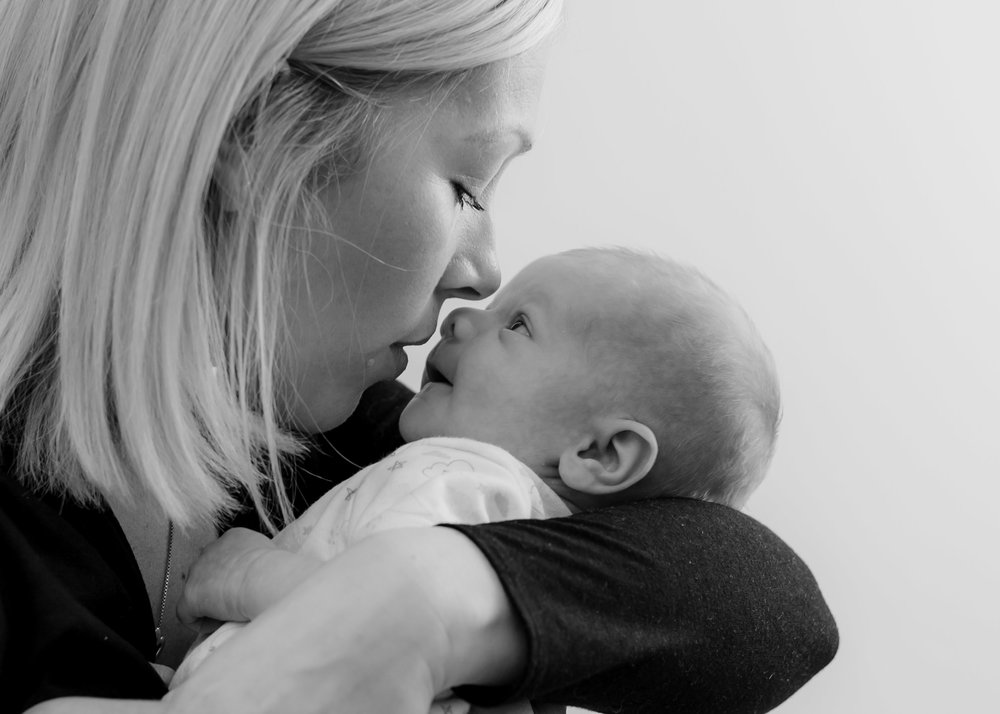 newborn baby boy photoshoot in lancashire