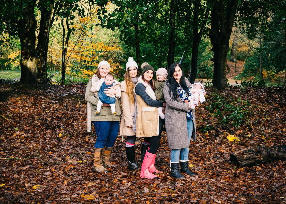 family session witton park lancashire