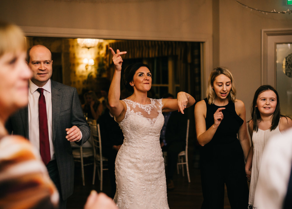 Shireburn Arms Wedding Hurst Green, Ribble Valley, Lancashire50