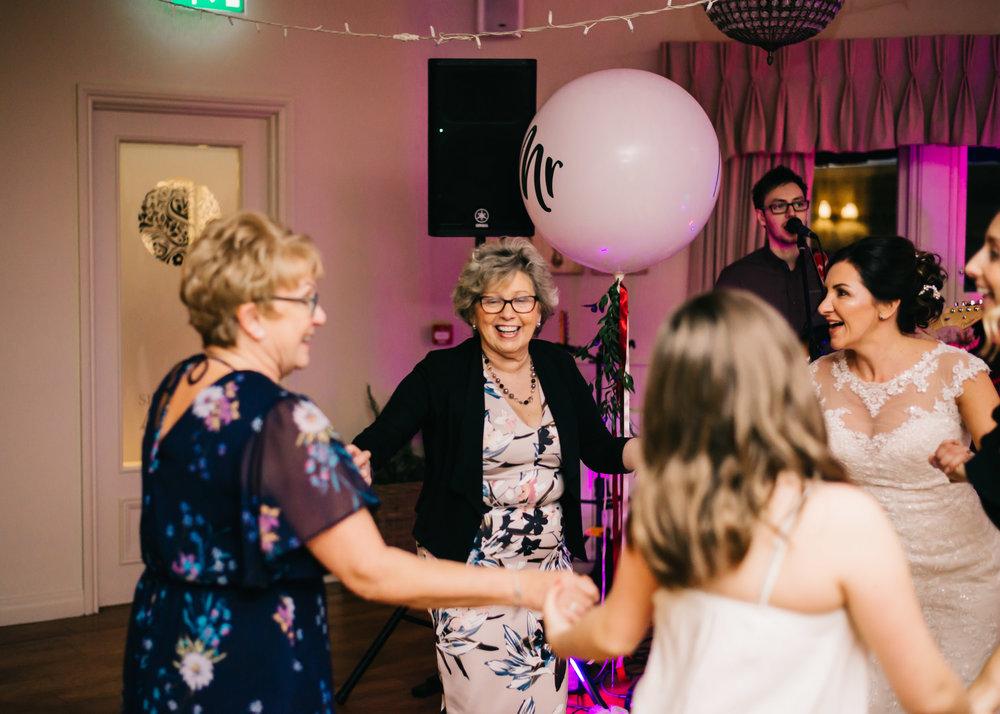 Shireburn Arms Wedding Hurst Green, Ribble Valley, Lancashire55