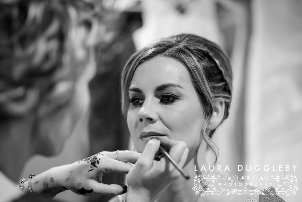 Wedding Shireburn Arms Bridal Preparation