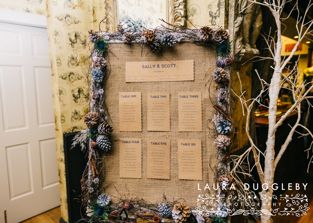 shireburn arms winter wedding ribble valley15