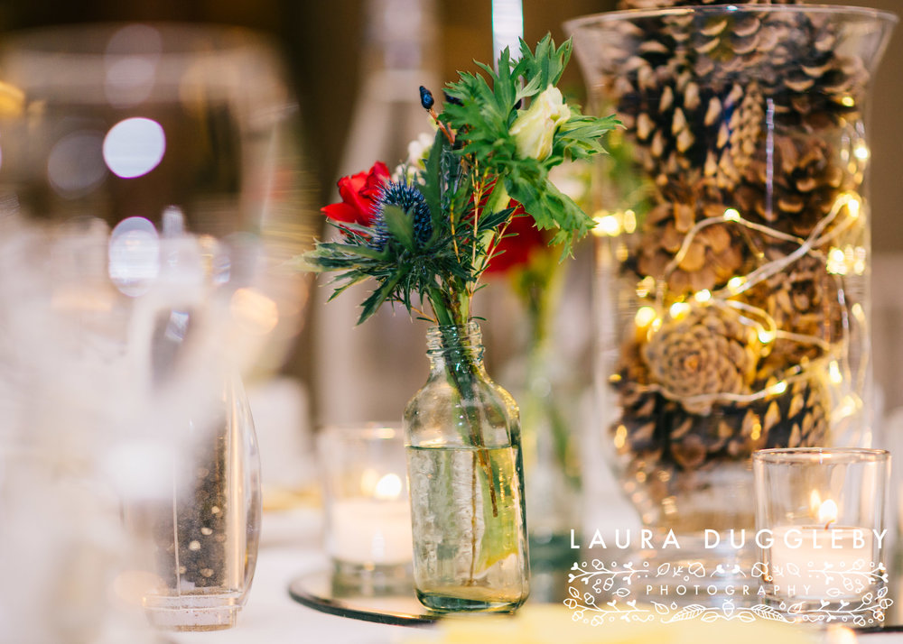 shireburn arms winter wedding ribble valley